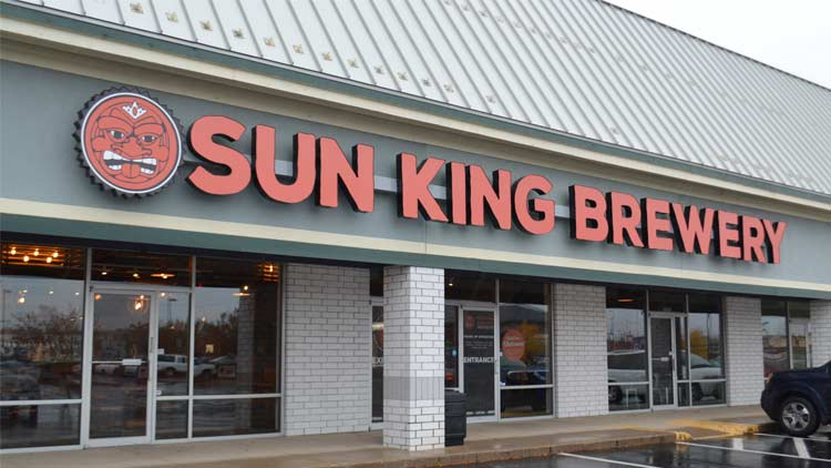 Sun King Tap Room and Small-Batch Brewery - Fishers 2
