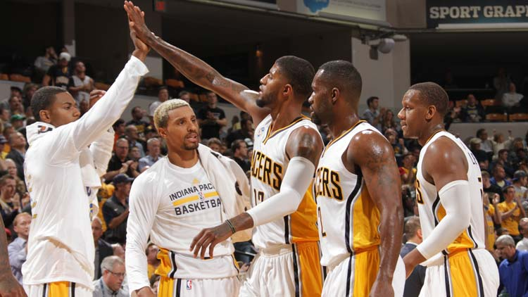 Indiana pacers 6
