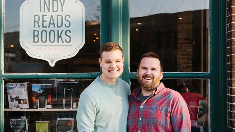 Indy Like a Local : Cole Farrell and Aric Furfaro