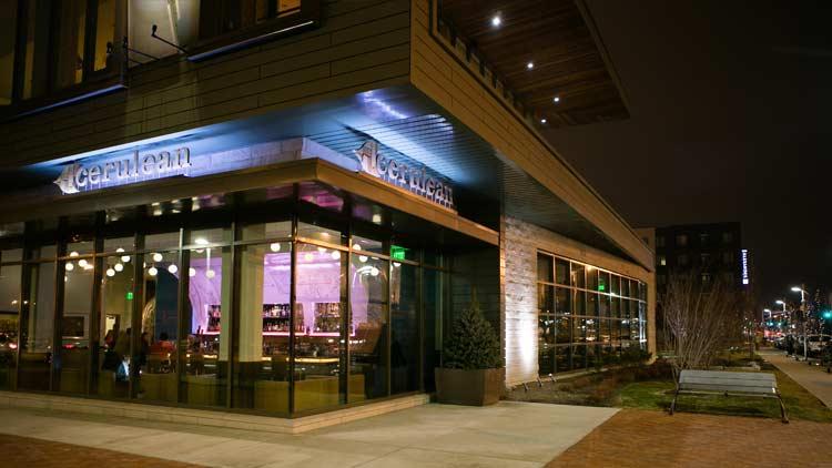 Cerulean restaurant 14