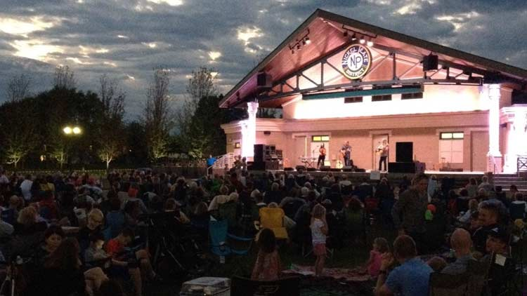 Nickel Plate District Amphitheater 1