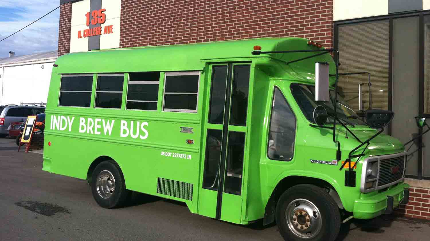 Indy Brew Bus 8