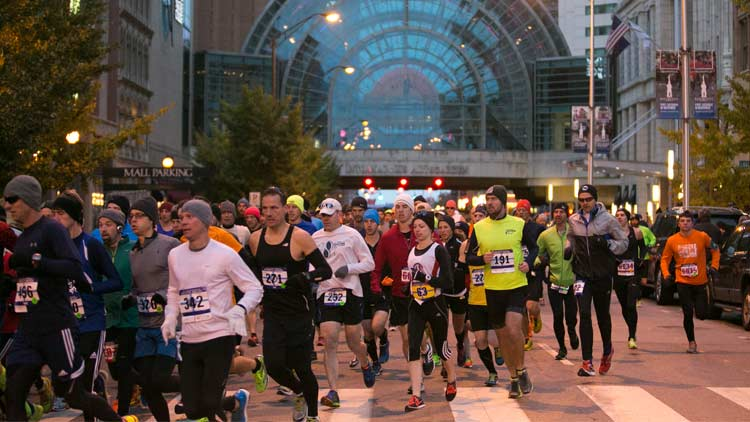 Indianapolis Monumental Marathon, Half Marathon, 5K and Kids Run 1
