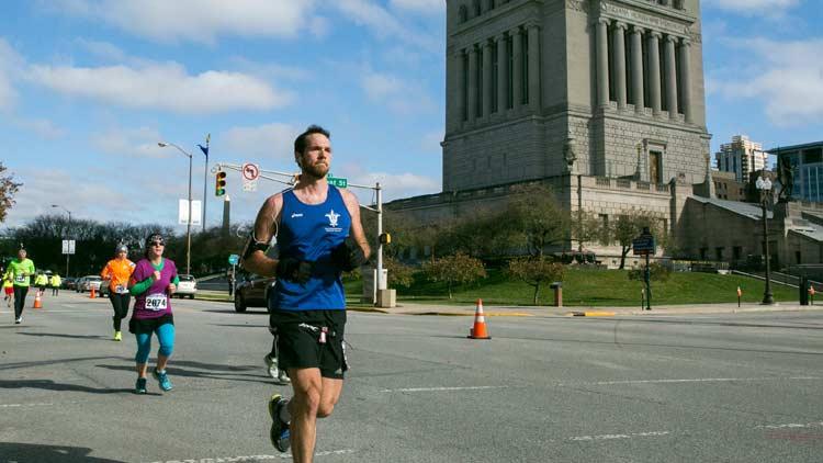 Indianapolis Monumental Marathon, Half Marathon, 5K and Kids Run 2