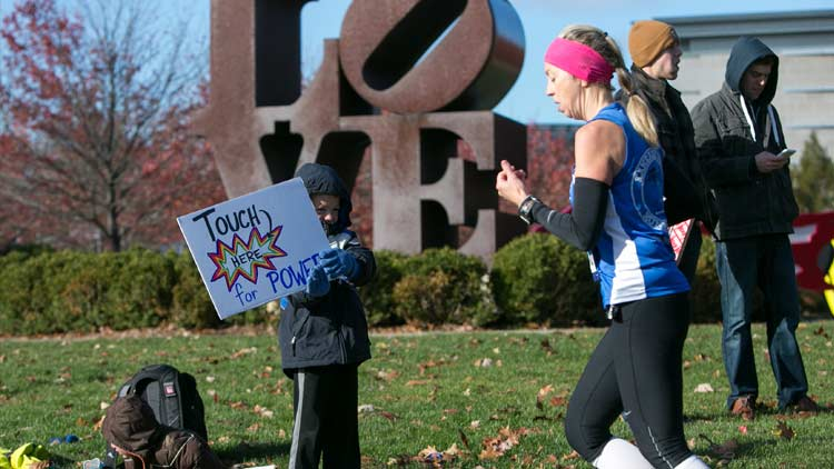 Indianapolis Monumental Marathon, Half Marathon, 5K and Kids Run 3