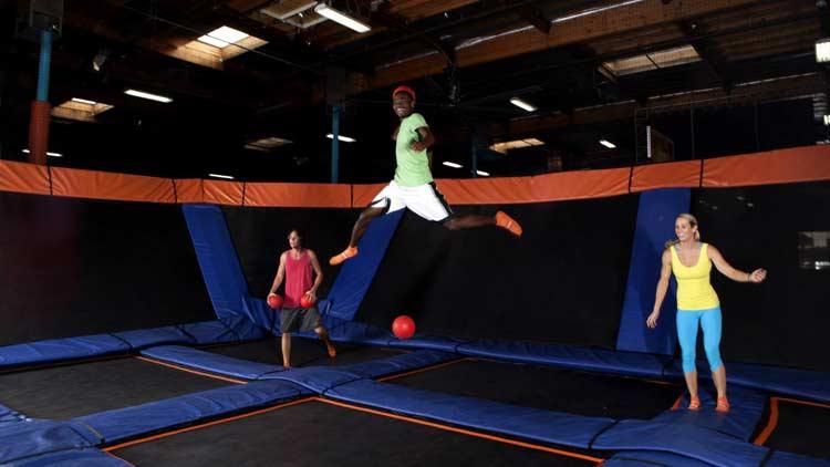 Sky Zone Indoor Trampoline Park - Plainfield 11