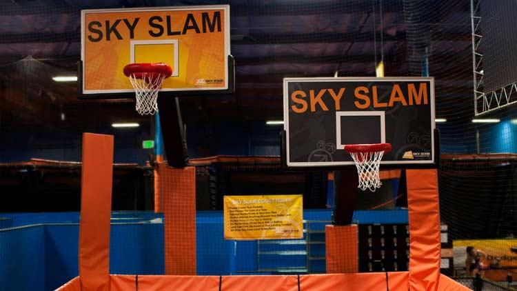 Sky Zone Indoor Trampoline Park - Plainfield 17