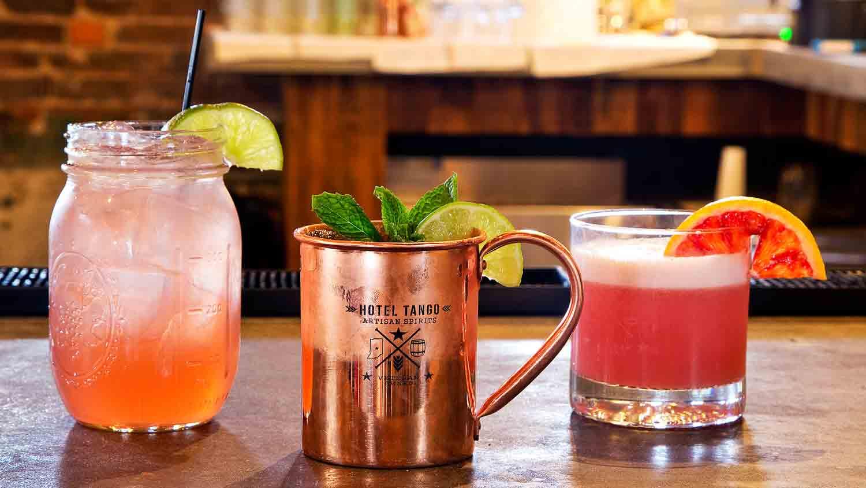 Hotel tango artisan distillery 1
