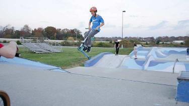 Major Taylor Skate Park