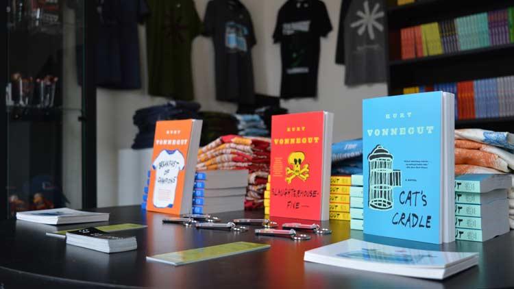 Kurt Vonnegut Museum and Library 4