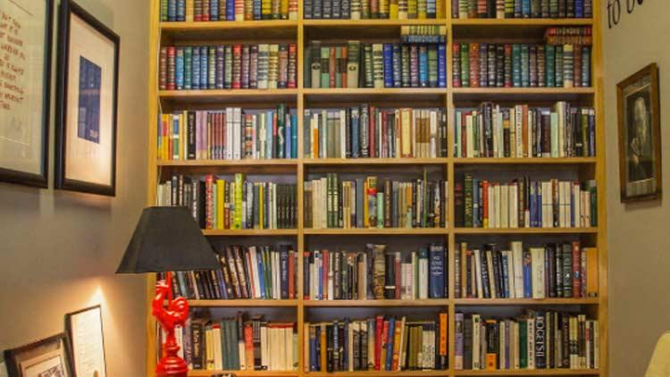 Kurt Vonnegut Museum and Library 7