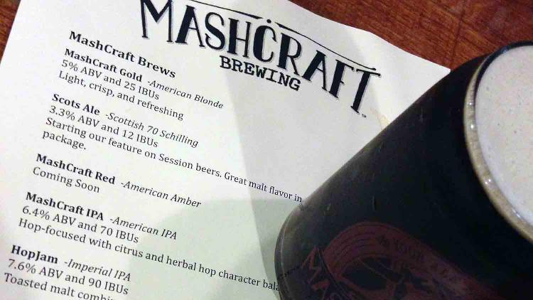 Mashcraft 02 list