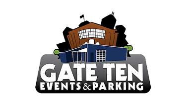 Gate Ten Events & Parking