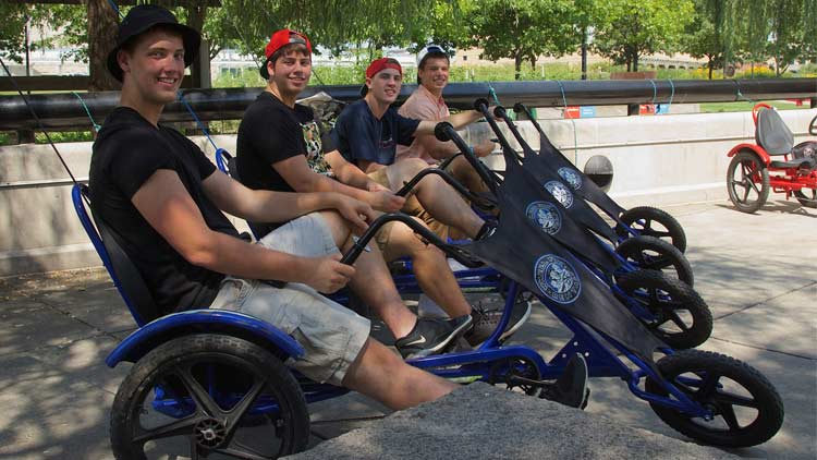 Wheel Fun Rentals - Bike Rentals 5
