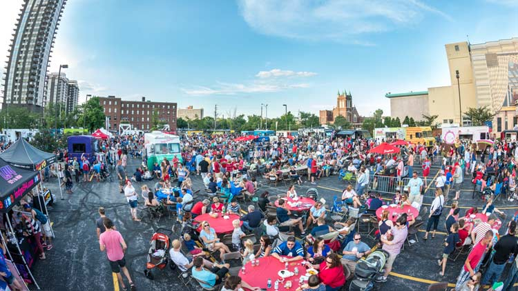 First Friday Food Truck Fest 16