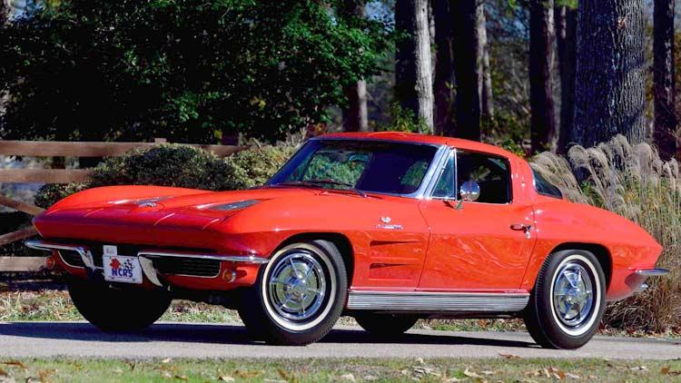 Mecum Spring Classic Car Auction 7