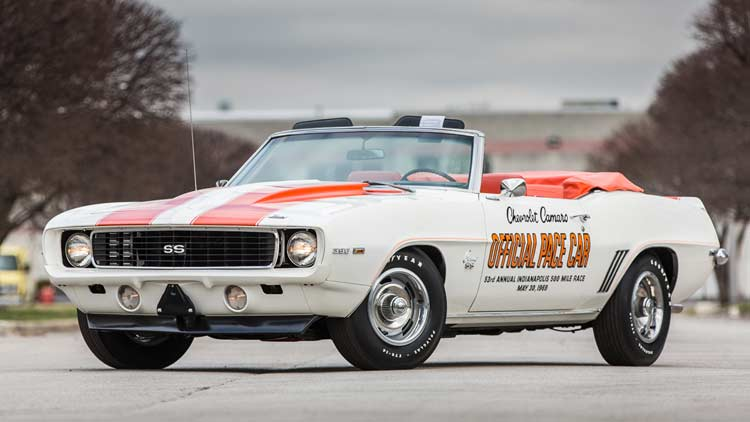 Mecum Spring Classic Car Auction 10