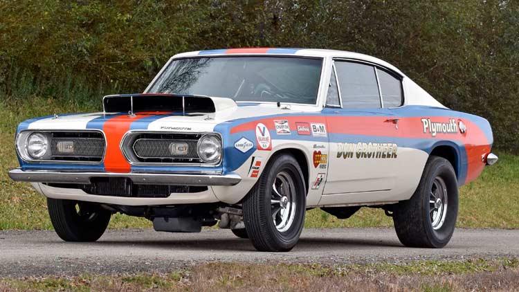 Mecum Spring Classic Car Auction 12