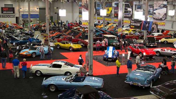 Mecum Spring Classic Car Auction 15