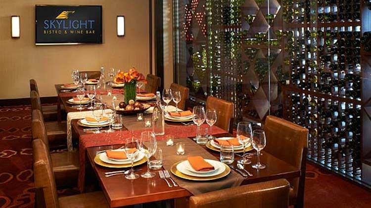 Skylight Bistro & Wine Bar at Indianapolis Marriott East 1