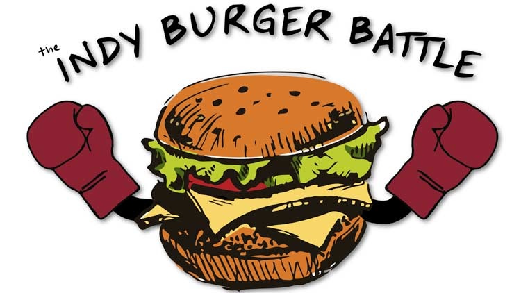 Building Tomorrow's 4th Annual Indy Burger Battle