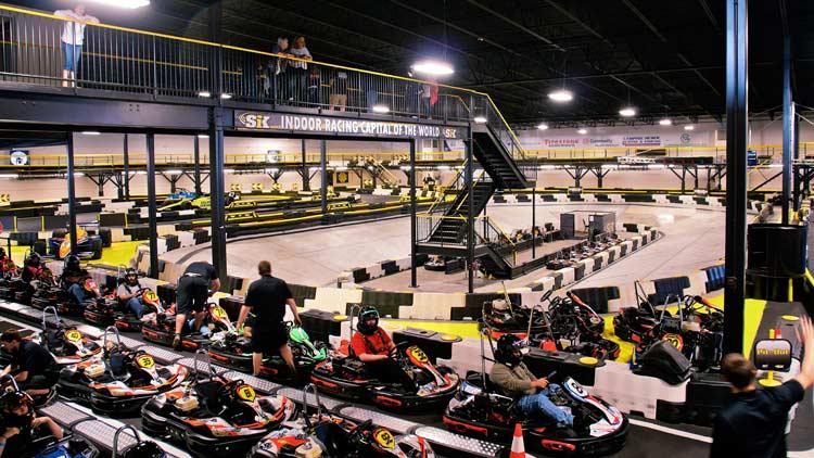 Speedway Indoor Karting 4