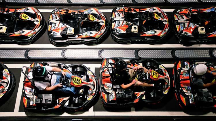 Speedway Indoor Karting 7