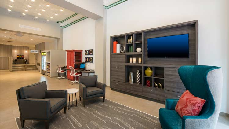 Home2 Suites Indianapolis Downtown 5