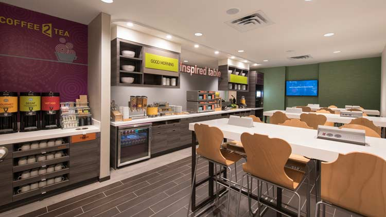 Home2 Suites Indianapolis Downtown 8