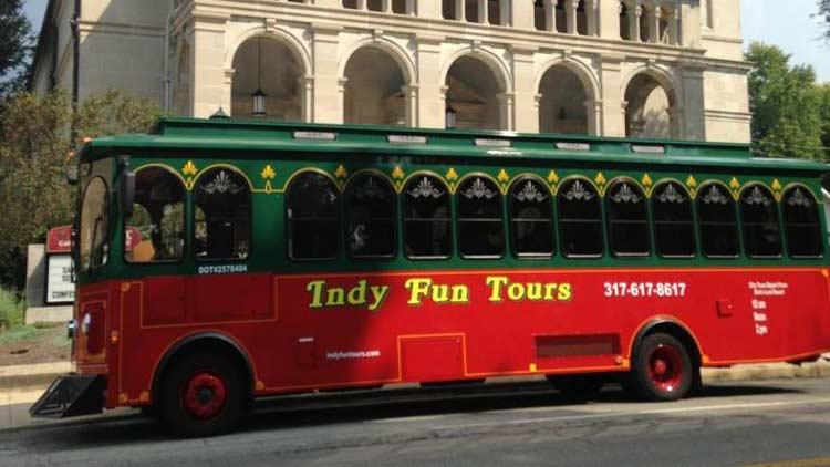 Indy Fun Trolley Tours 1