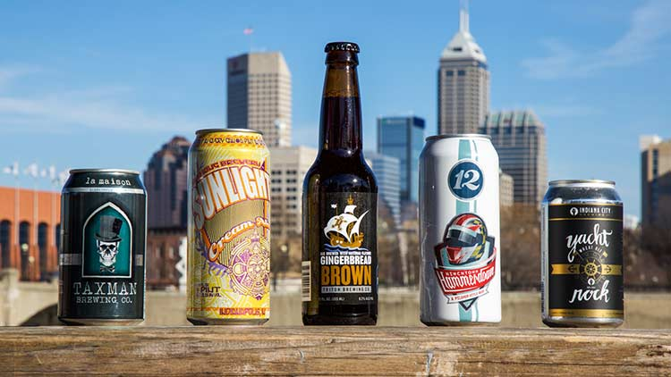 Indy Breweries