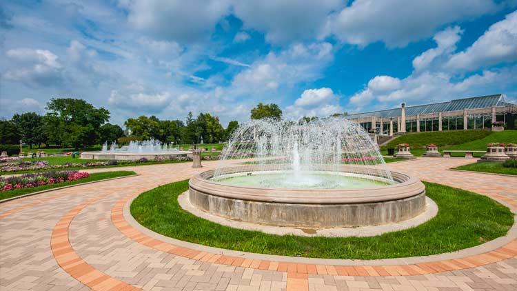 Garfield Park Conservatory and Gardens 13