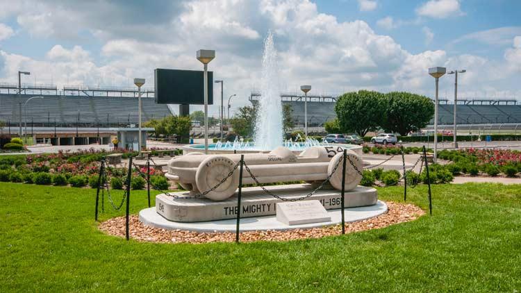 Indianapolis Motor Speedway Museum 1