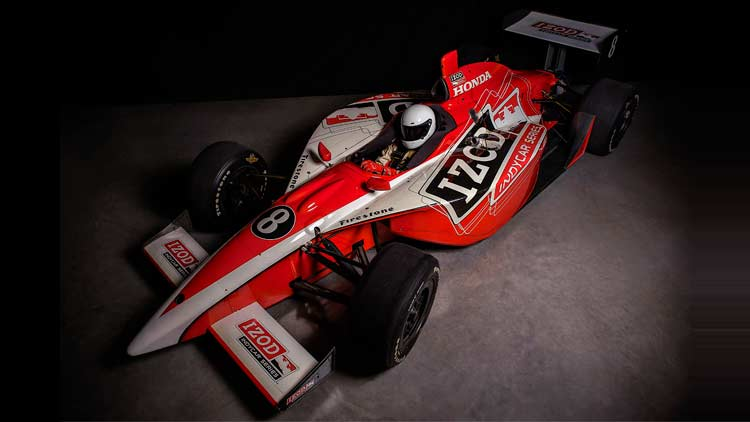 Indy Racing Experience 11