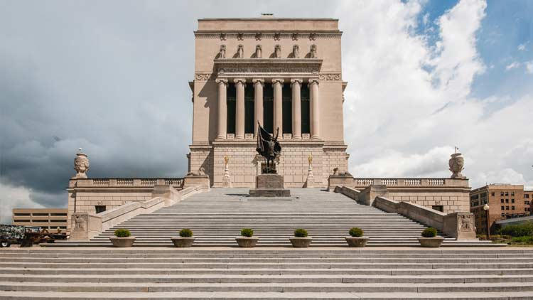 Indiana World War Memorial 6