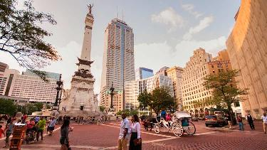 Soldiers & Sailors Monument/Monument Circle
