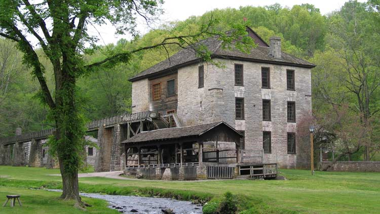 Indiana State Park Inns 3