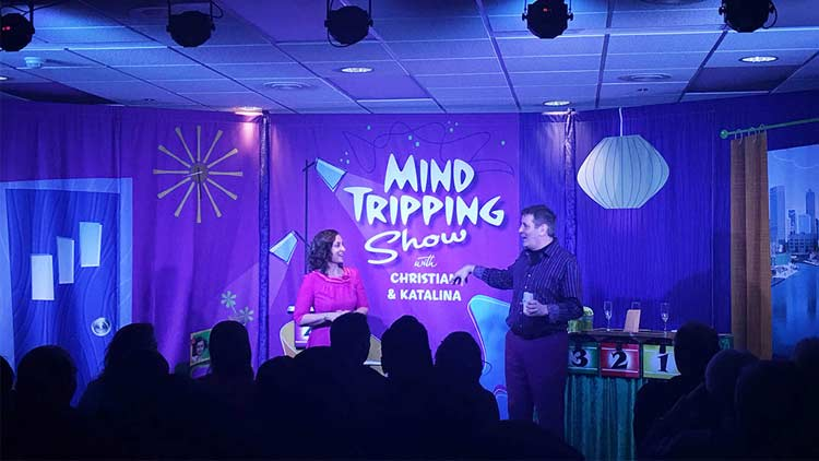 Mind Tripping Show - A Comedy with a Psychological Twist 2