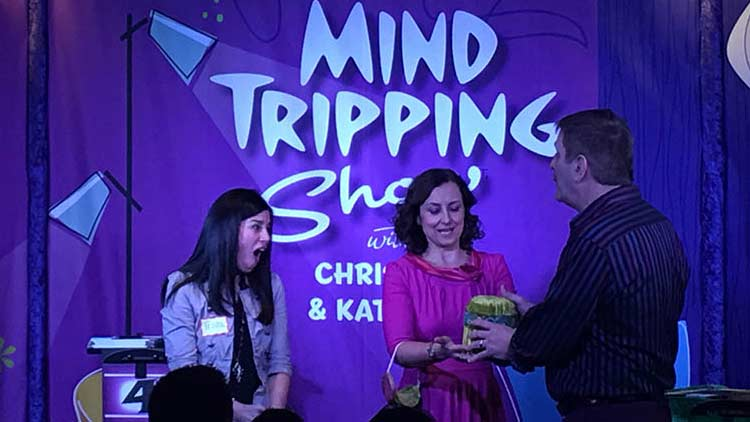 Mind Tripping Show - A Comedy with a Psychological Twist 7