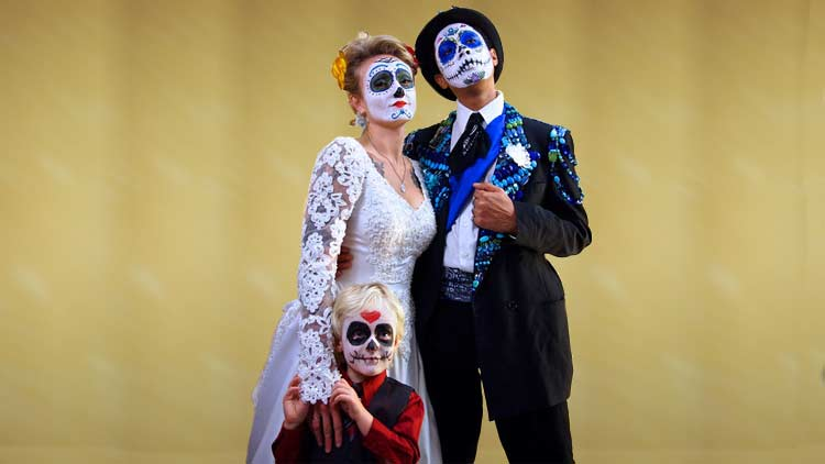 Dia de los Muertos (Day of the Dead) Celebration 2
