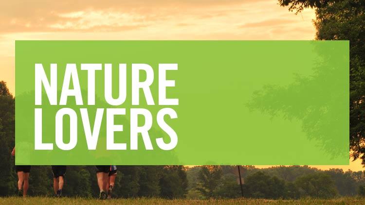 Nature lovers list