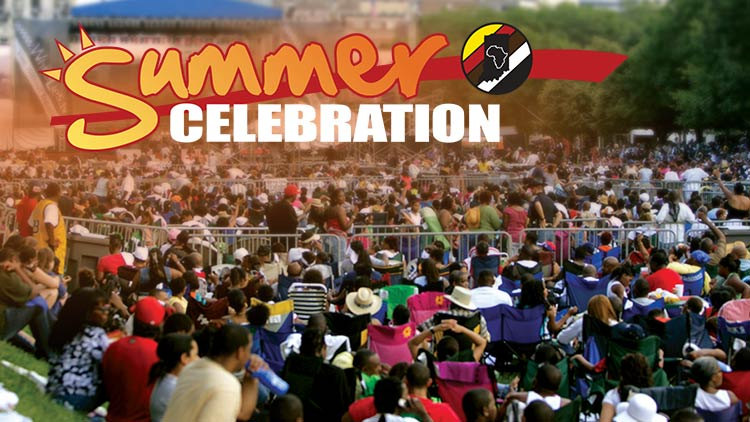 Summer celebration list