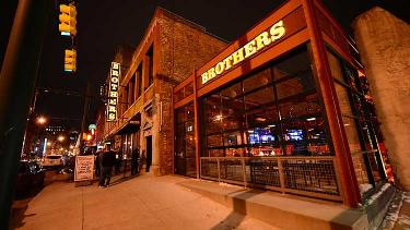 Brothers Bar & Grill - Downtown