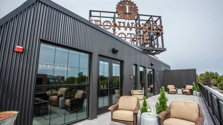 Ironworks Hotel Indy 4