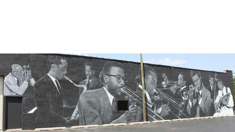 Jazzmural