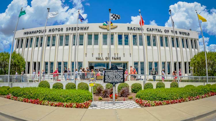 Indianapolis Motor Speedway 27
