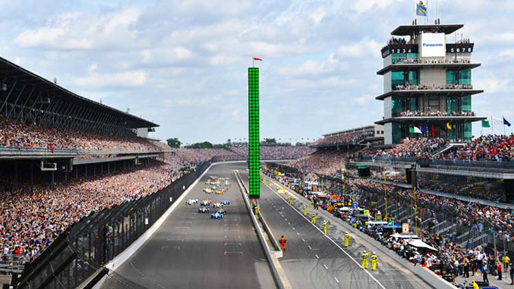 Indianapolis 500 Mile Race 20
