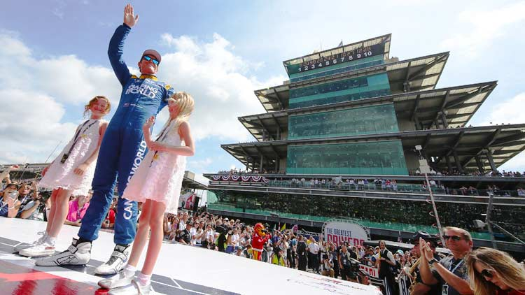 Indianapolis 500 Mile Race 22