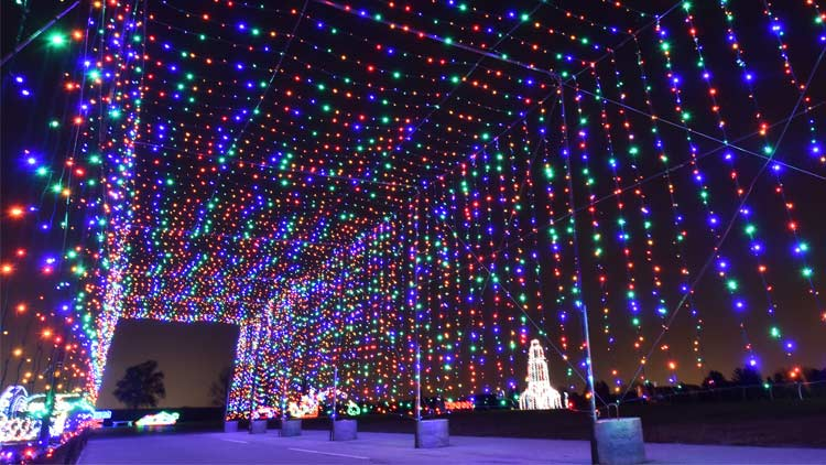 Lights at the Brickyard 19