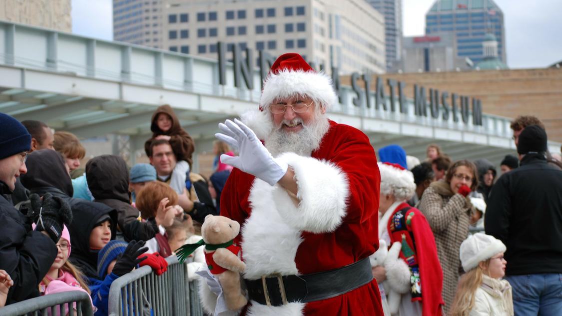 Santa Sightings in Indy